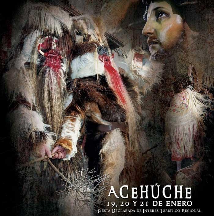 Las Carantoñas de Acehúche