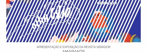 Apresentação e Exposição da Revista Gerador