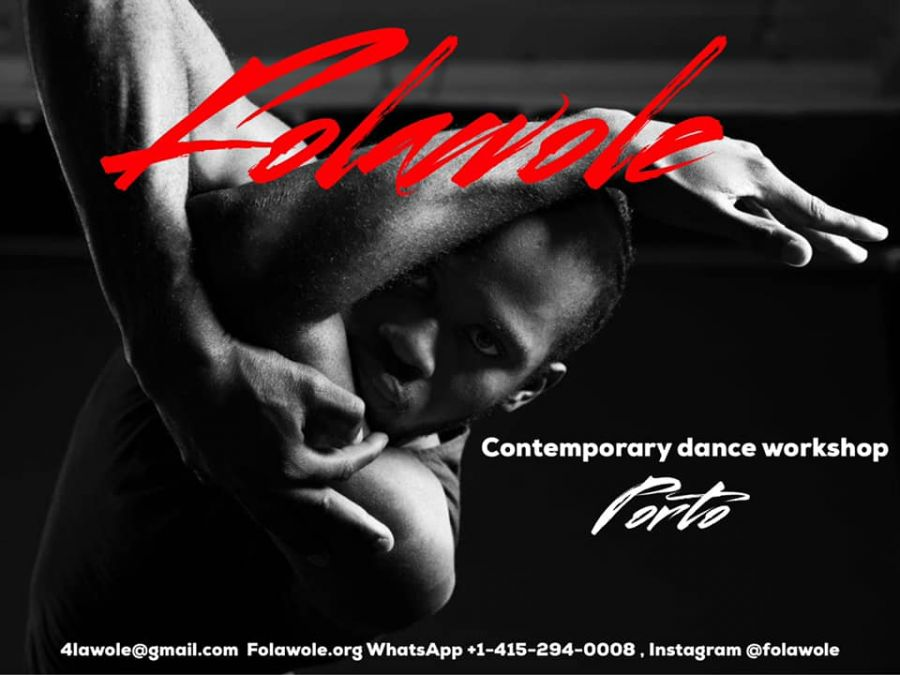 Contemporary Dance Workshop with Folawole