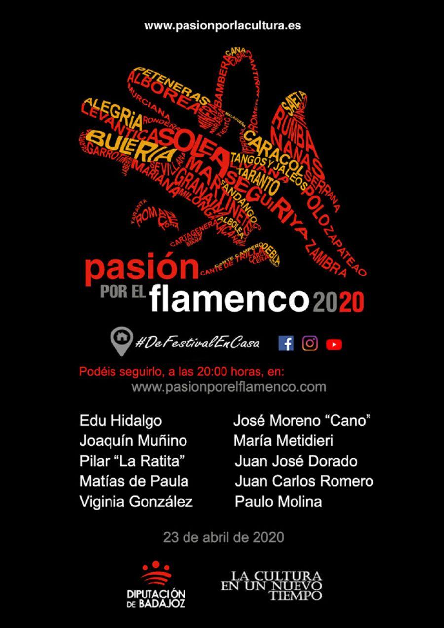 PASIÓN POR EL FLAMENCO | Online