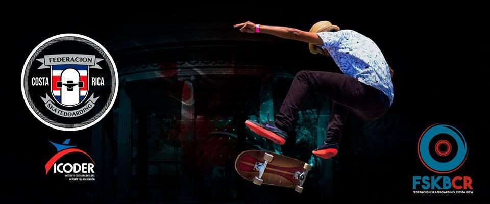1ra Fecha de la Competencia Nacional Skateboarding 2018
