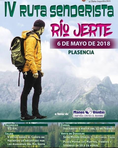 IV Ruta Senderista Río Jerte