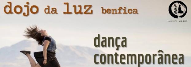 Dança Contemporânea no Dojo da Luz   Benfica