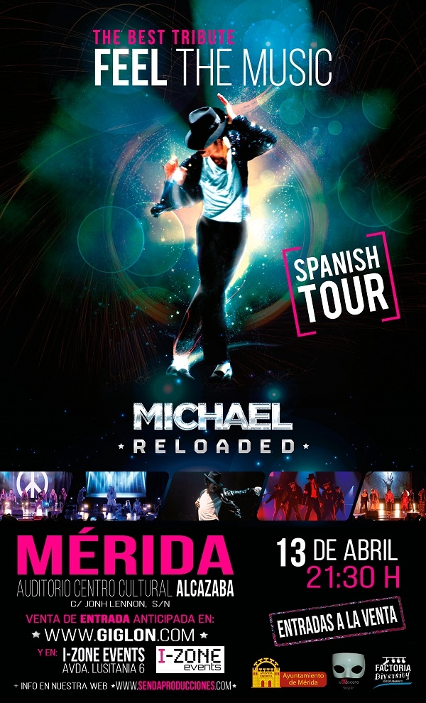 Musical 'Michael Reloaded'