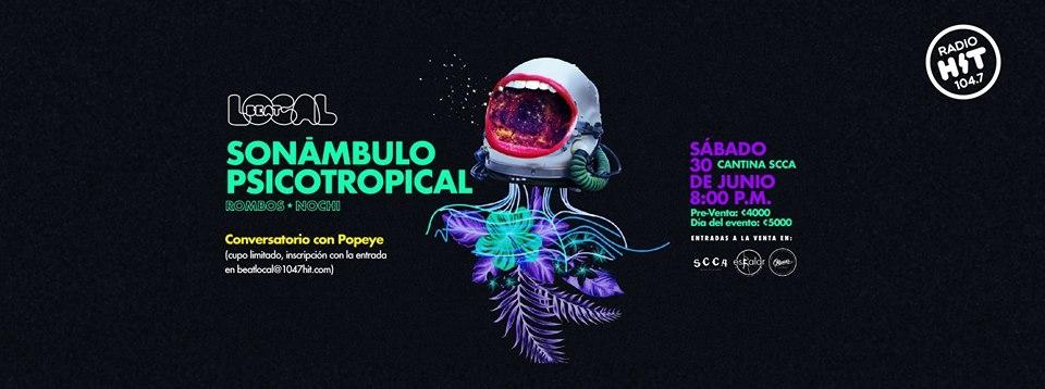 Beat Local: Sonámbulo, Rombos y Nochi