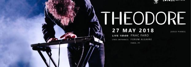Theodore - Faro - Portugal Tour 2018 (FNAC Showcase)