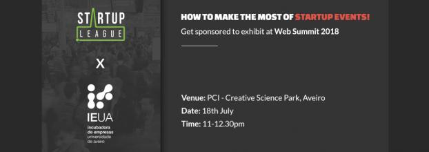 Queres levar a tua startup ao Web Summit 2018?