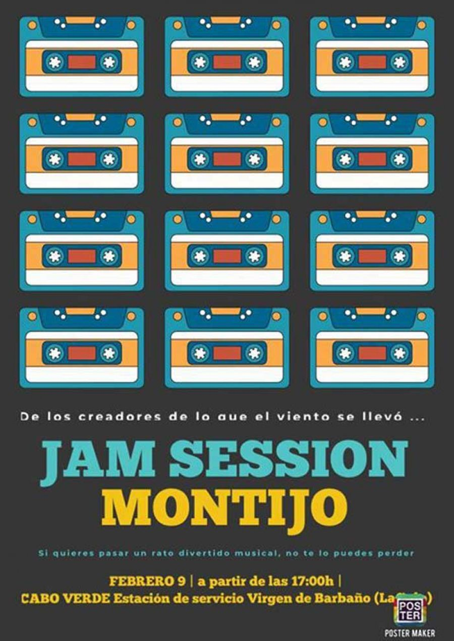 JAM SESSION | Montijo