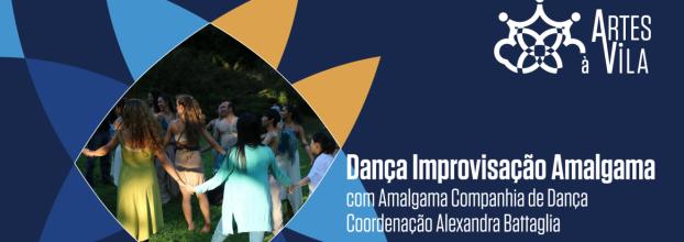 Workshop . Dança improvisação @ Festival Artes à Vila