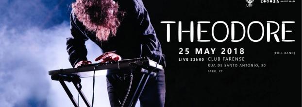 Theodore - Faro - Portugal Tour 2018