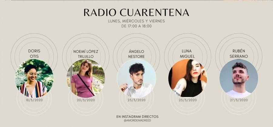 RADIO CUARENTENA | Amor de Madre