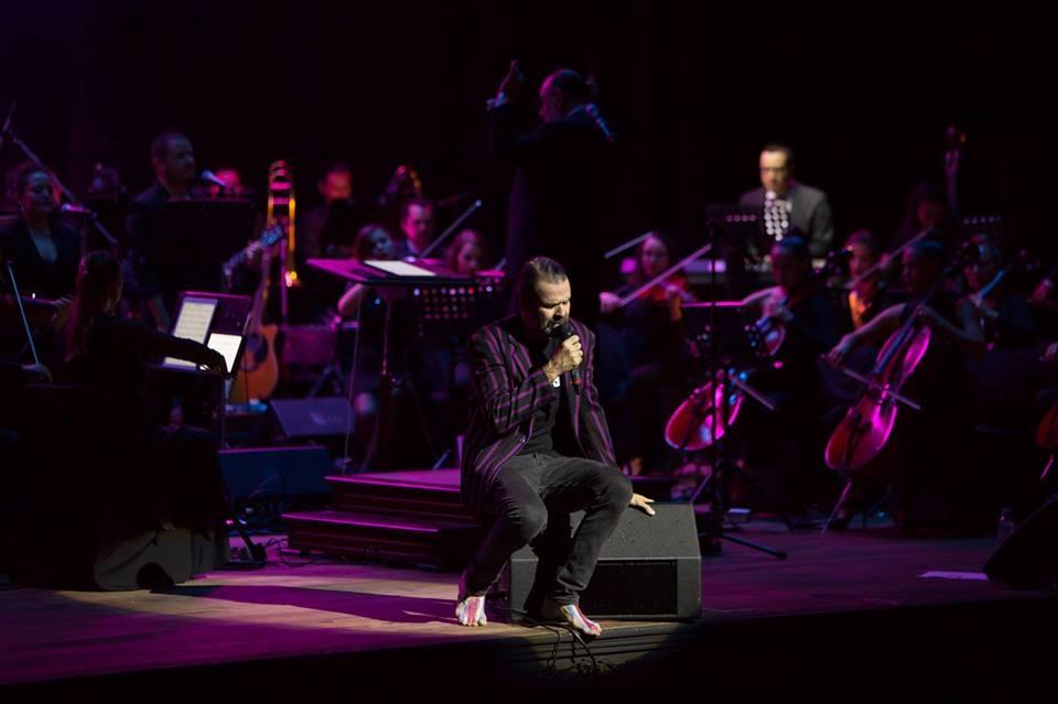 Jarabe Filarmónico (presentación del disco junto a Pau Donés)