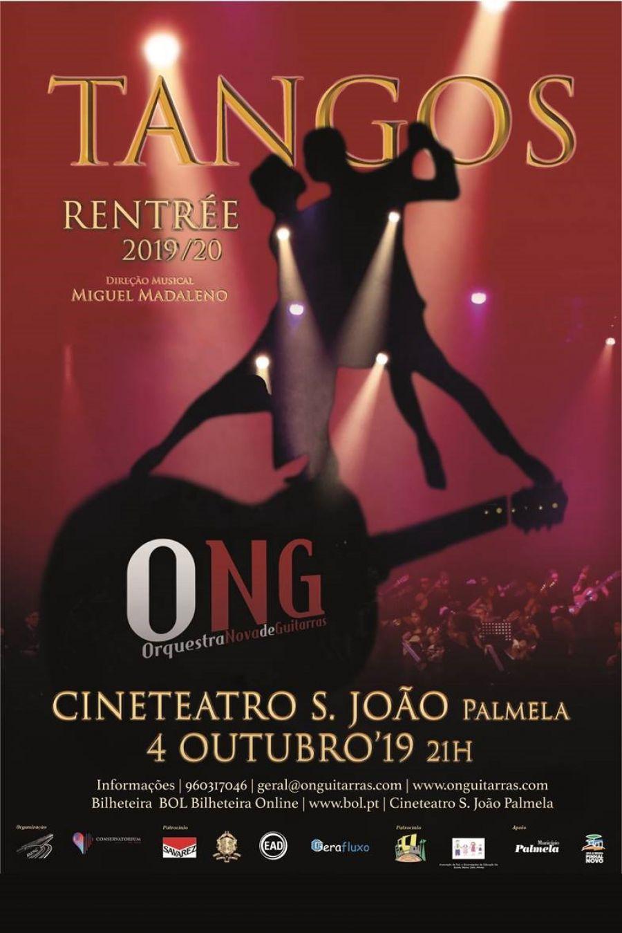 Rentreé 2019/2020 - Tangos