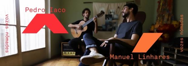 Pedro Iaco & Manuel Linhares - Vozes Nómadas