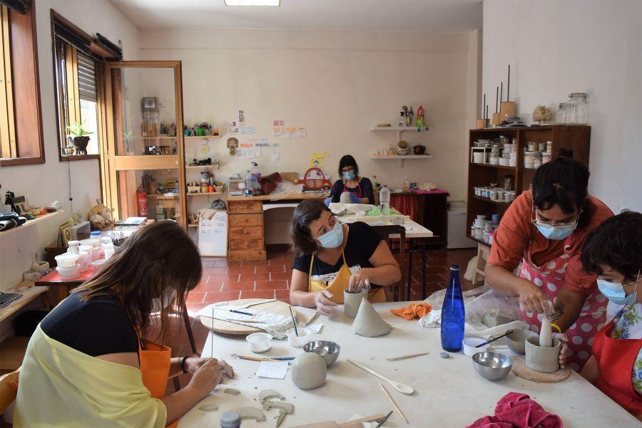 Oficina Livre de Cerâmica