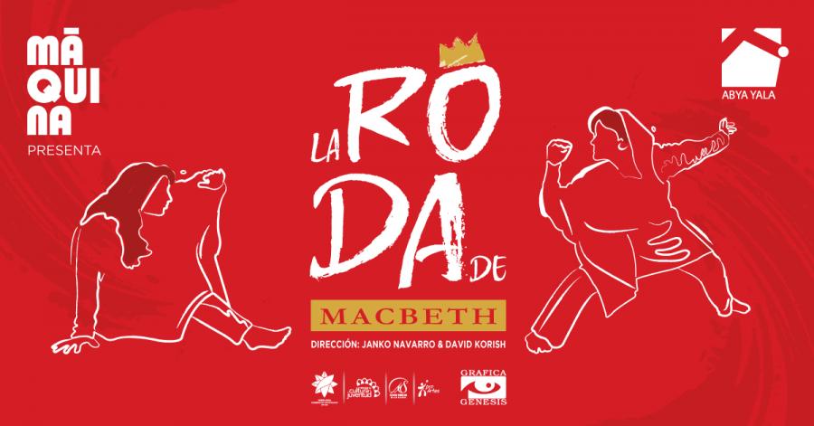 La roda de Macbeth. Máquina Teatro. Lenguajes expresivos y capoeira