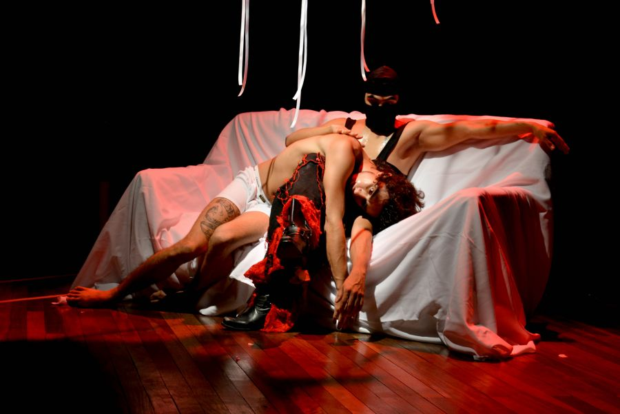 18º Festival Nacional de Danza Contemporánea. Canto pa no llorar