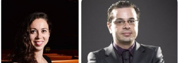 Recital de piano a 4 mãos:  de Mozart a Moszkowski
