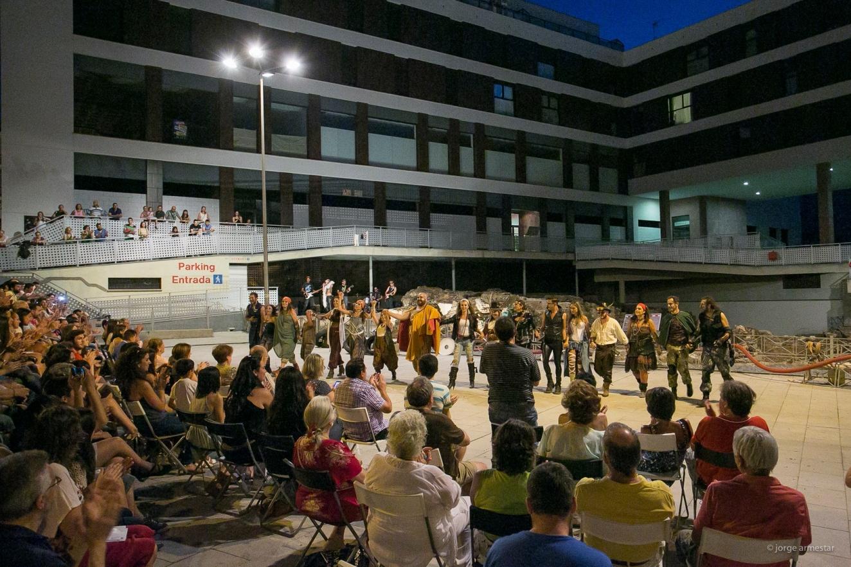 ULISES  //  Representaciones Teatrales