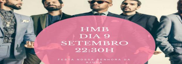 H M B   dia  9 SETEMBRO  22.30H