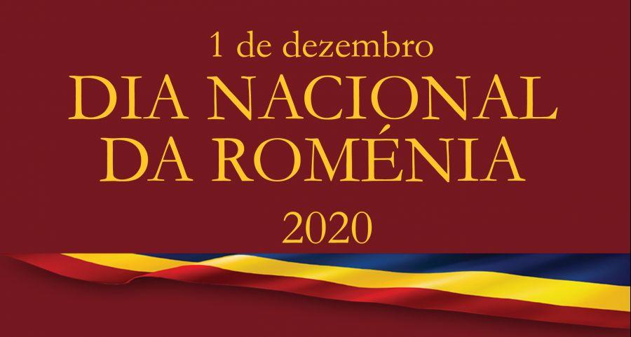 Celebração do Dia Nacional da Roménia em Portugal