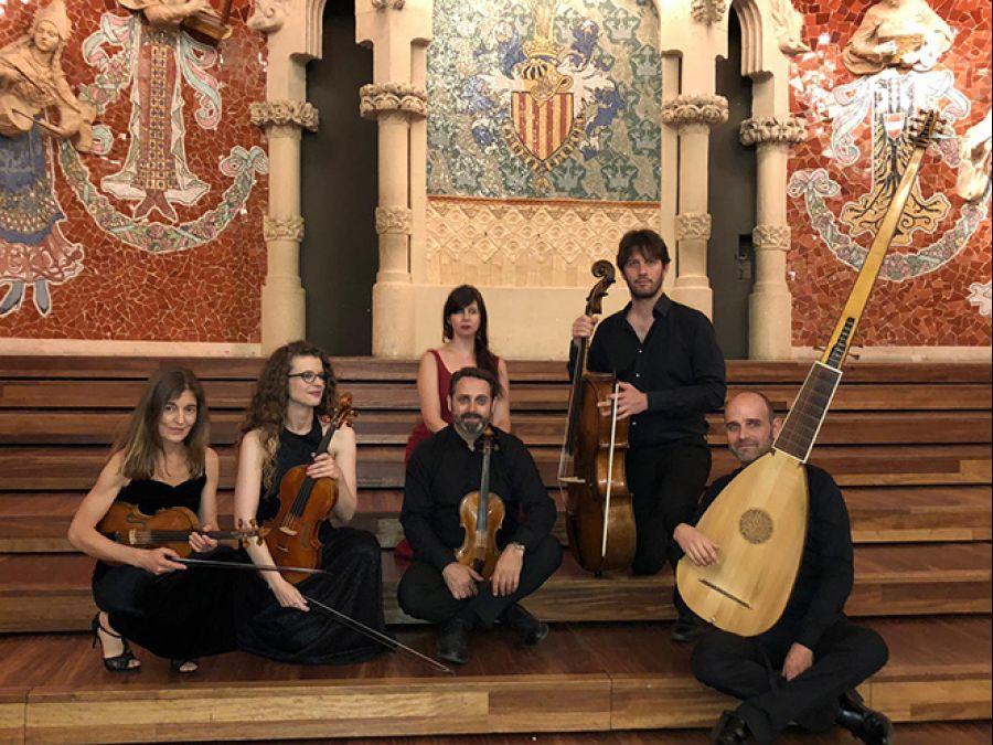 29 Festival de Música BAC Credomatic. Ensamble Barroco de Barcelona (Trío Astrolabi)