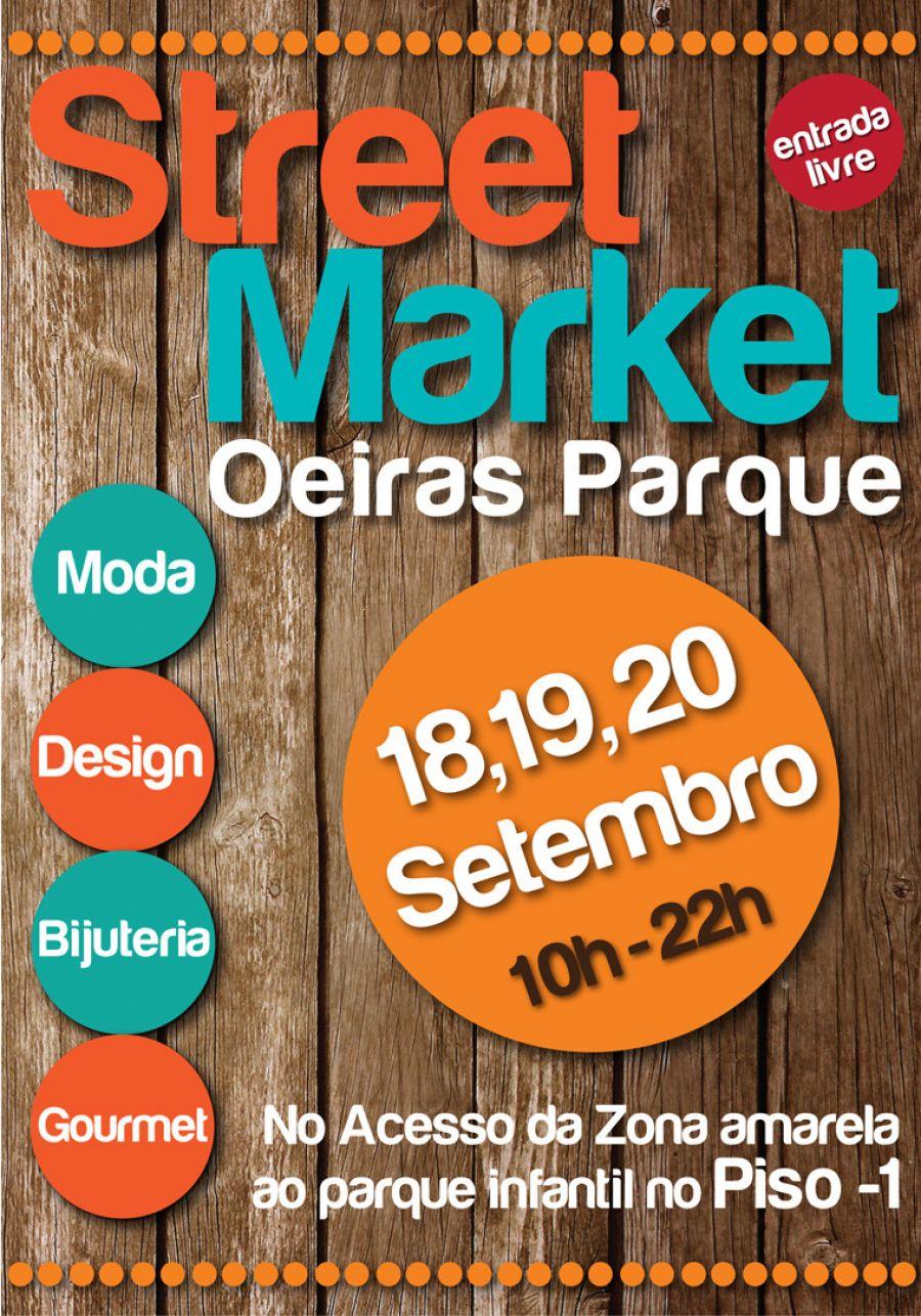 Street Market Oeiras Parque