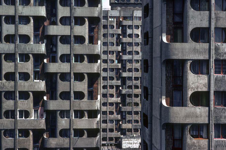 Patchwork: A Arquitectura de Jadwiga Grabowska-Hawrylak