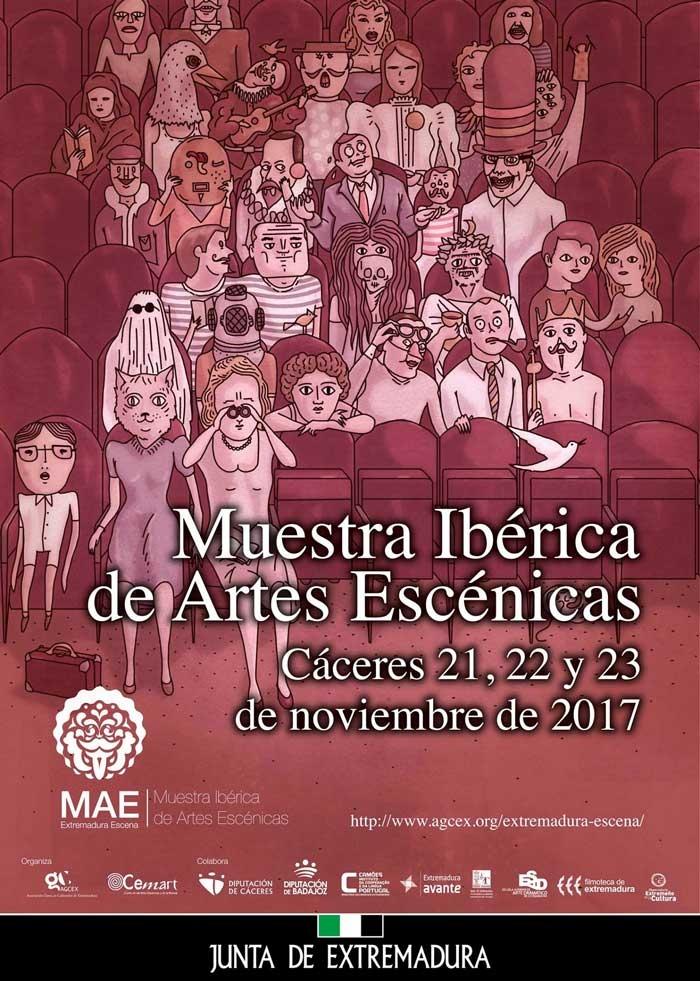 Muestra Ibérica de Artes Escénicas