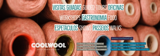 Coolwool : Creative Weekend at Covilhã