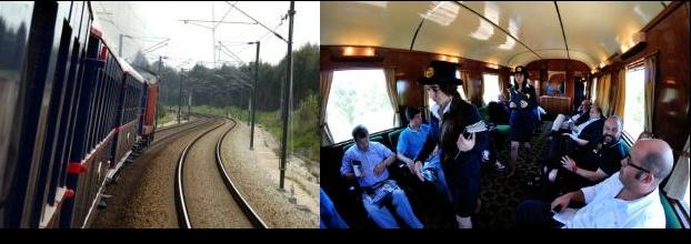 Rentabilizar Património Ferroviário - Lazer e Entretenimento