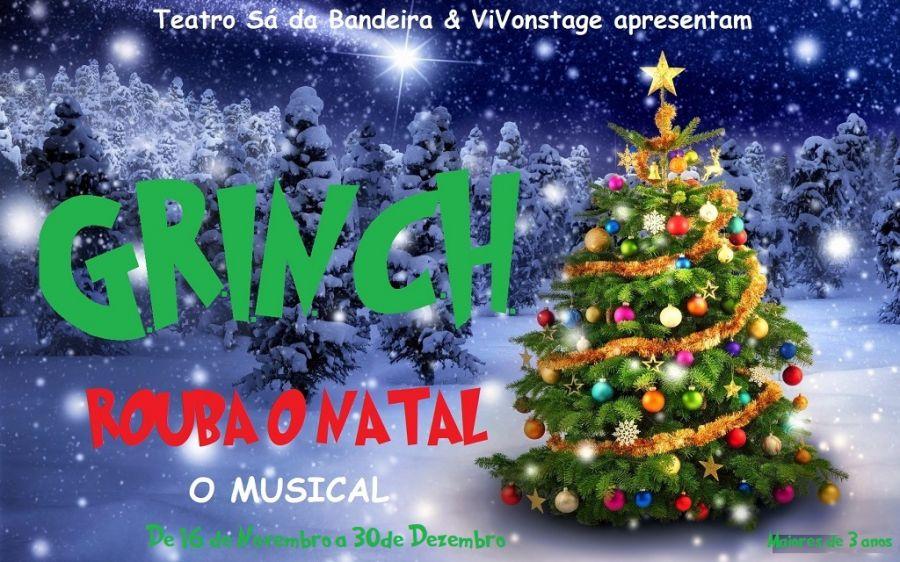 G.R.I.N.C.H Rouba o Natal!