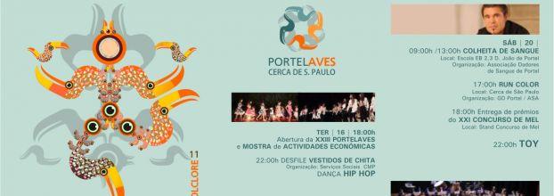 Agosto em Festa - PortelAves