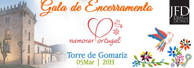 Gala de Encerramento Namorar Portugal