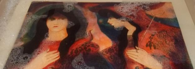 Conservación preventiva de obras de arte con soporte en papel con Salomón Chaves