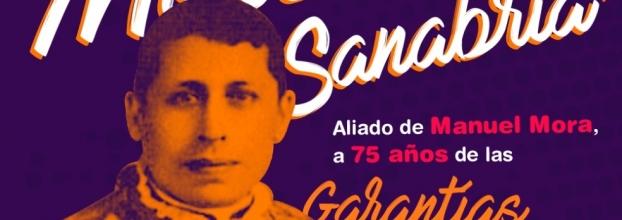 Monseñor Sanabria a 75 años de las Garantías Sociales