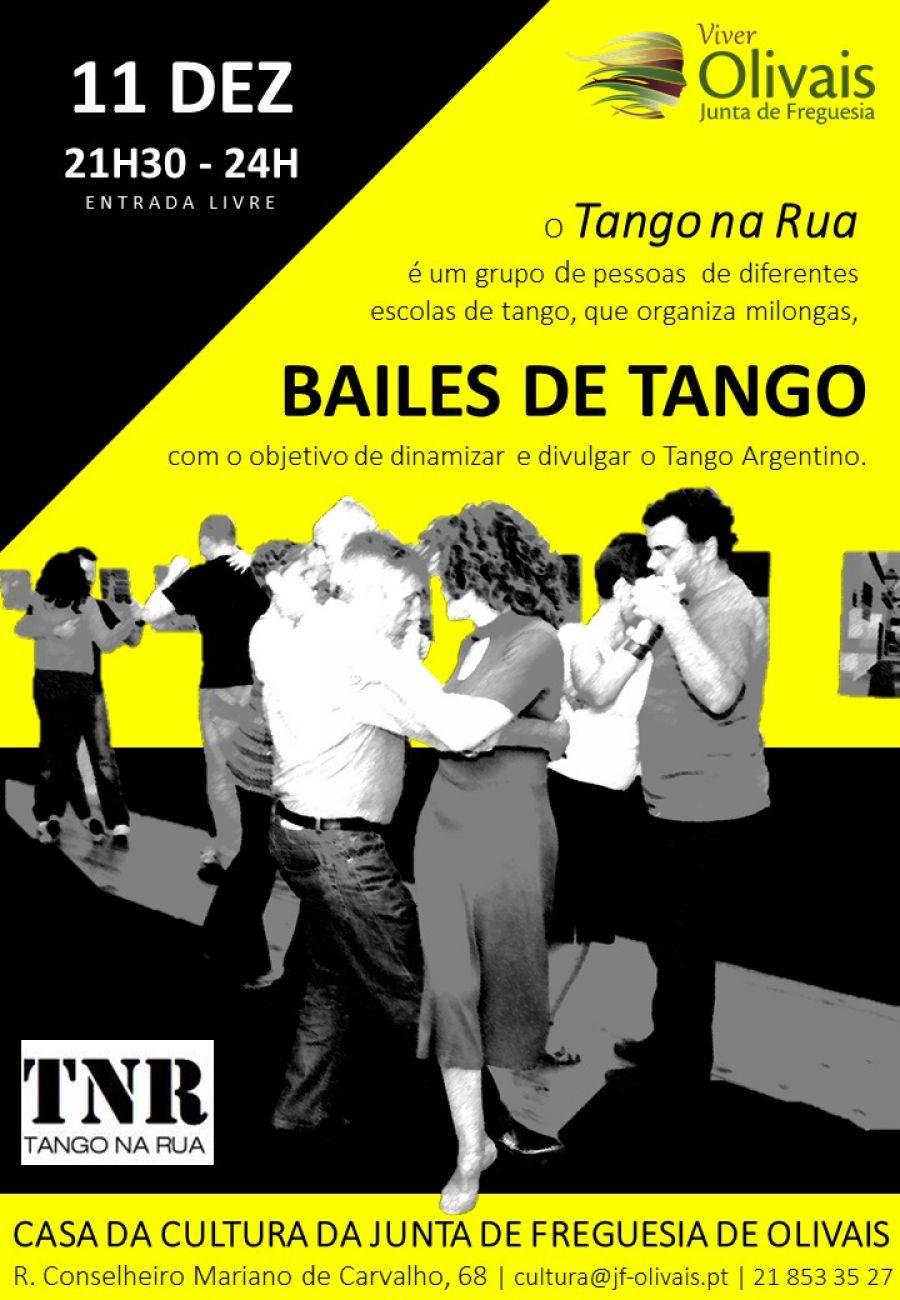 Tango na Rua