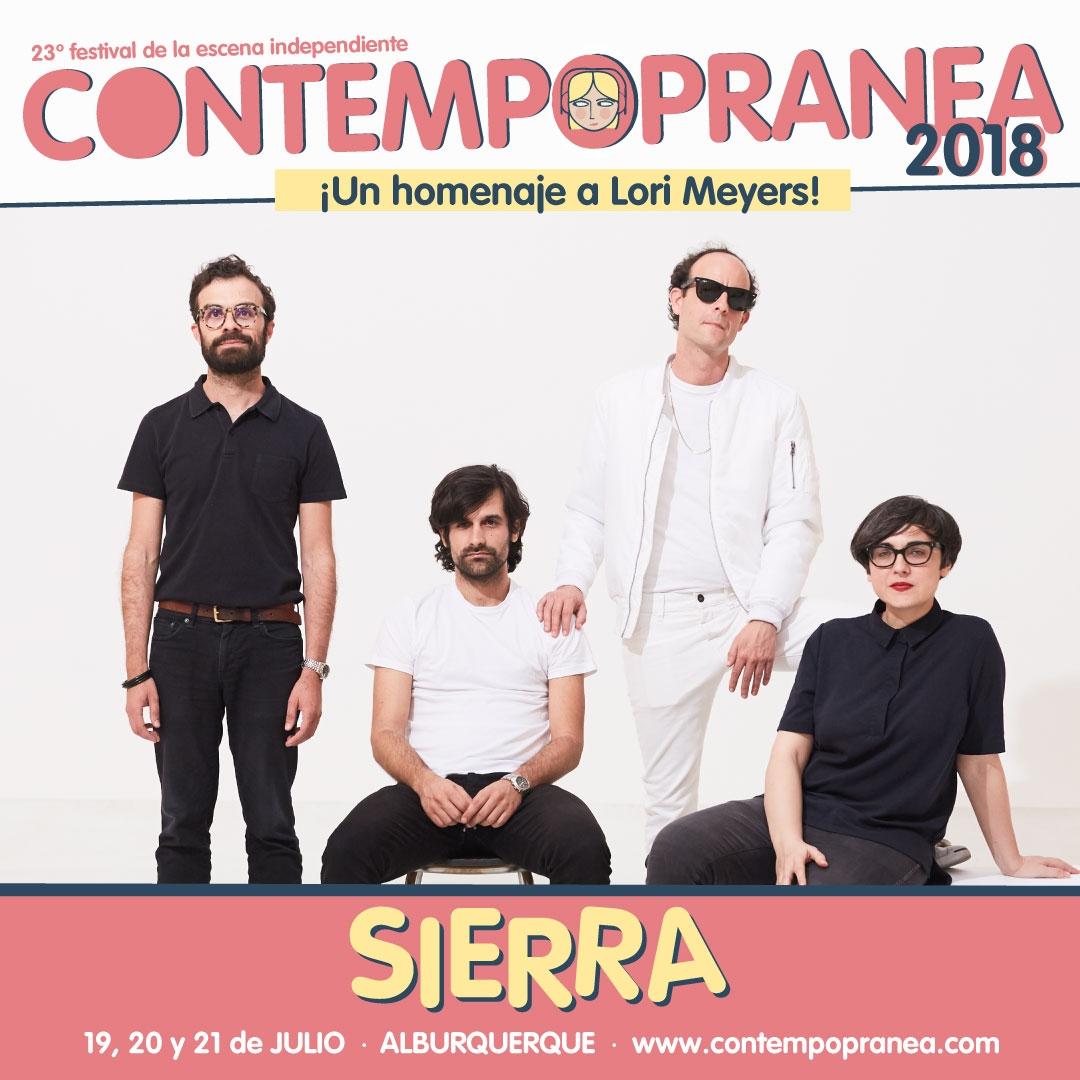 SIERRA // Escenario PASEO DE LAS LADERAS