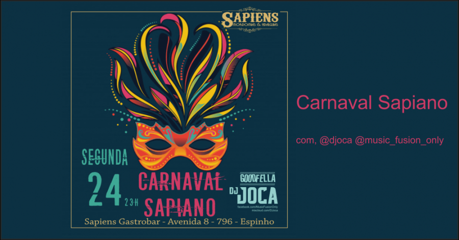 Carnaval Sapiano