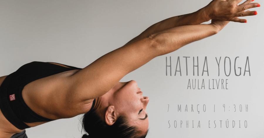Hatha Yoga   Aula Livre