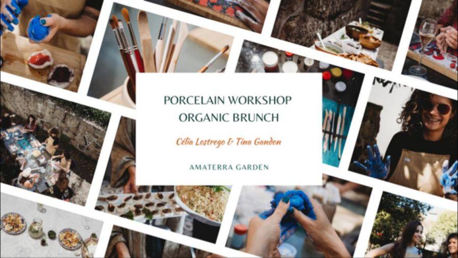 Porcelain Workshop & Organic Brunch