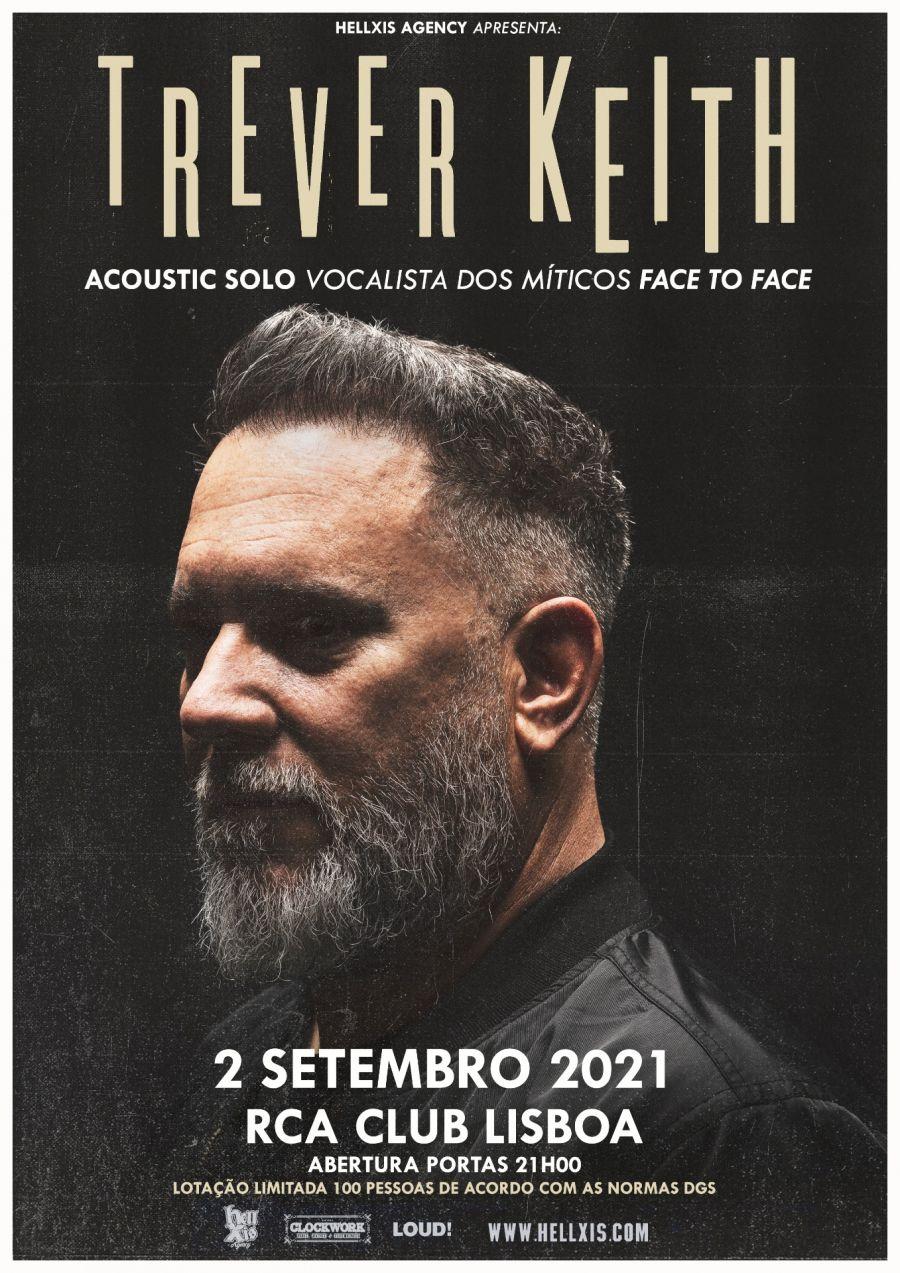 Trever Keith (Face To Face) - Concerto Acústico