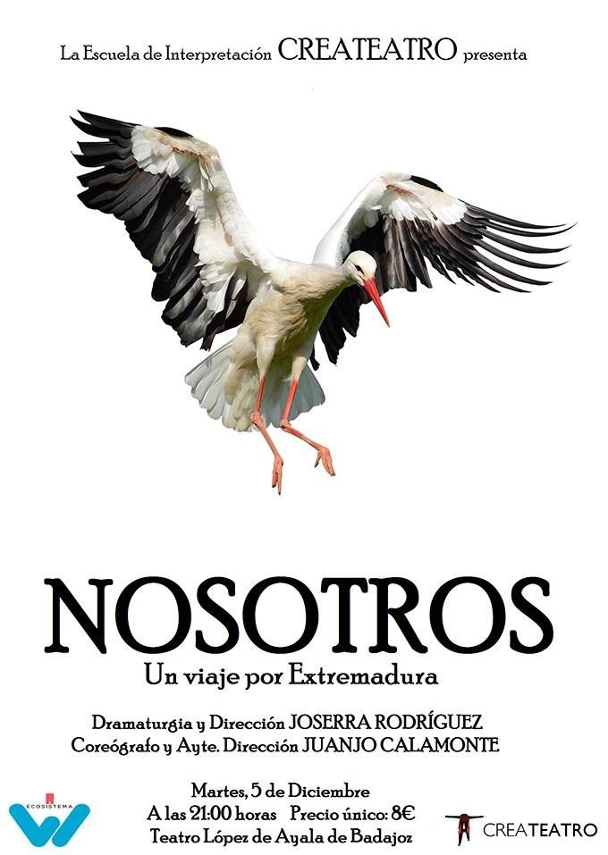 Nosotros – Escuela de Interpretación Createatro
