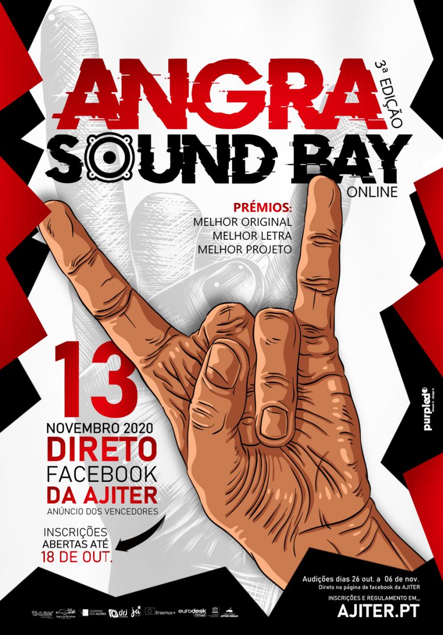 Concurso Angra Sound Bay 2020 - Anúncio dos Vencedores