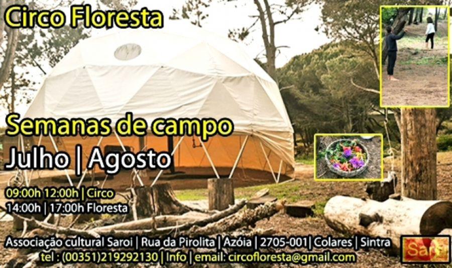 CIRCO FLORESTA