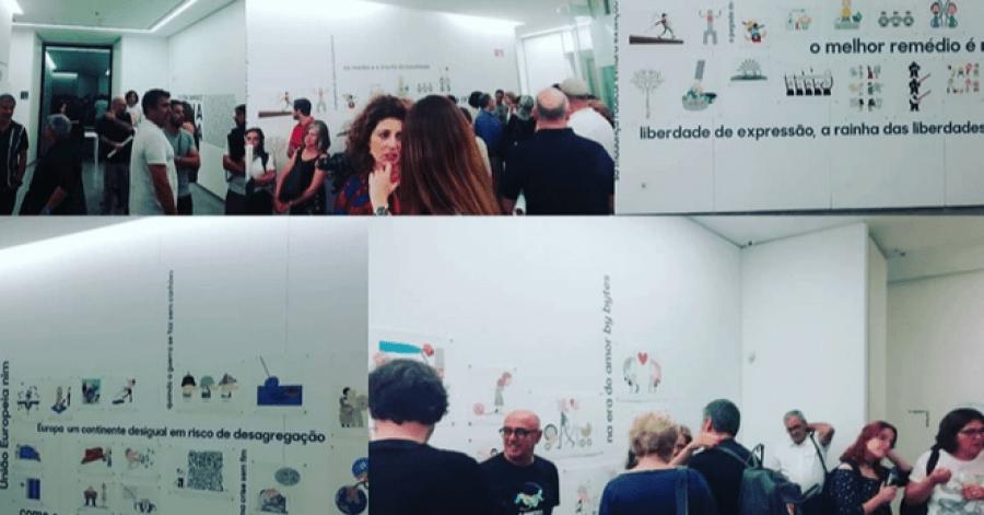 A Festa Ilustrada | Inauguração de Exposição de Fotografias 2019
