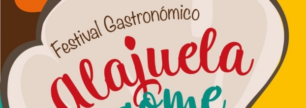 Festival gastronómico Alajuela 2018