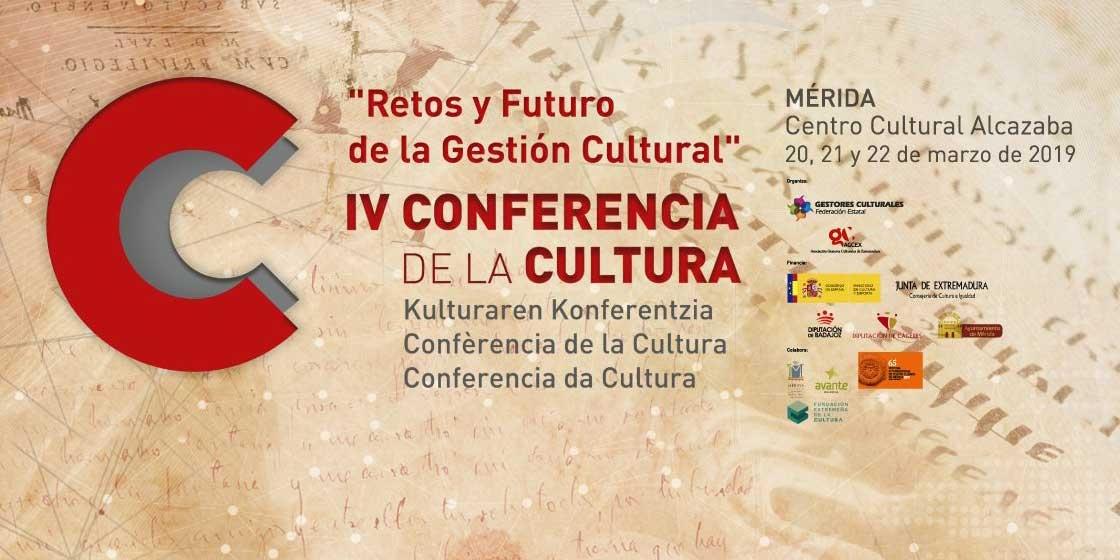 IV CONFERENCIA ESTATAL DE LA CULTURA | Mérida