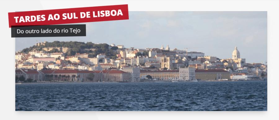 Visita guiada - Tardes ao sul de Lisboa