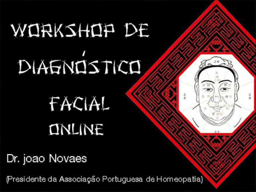 Workshop online Diagnóstico Facial